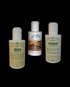 Solfan + Shampoo74 + Vitatonic promo